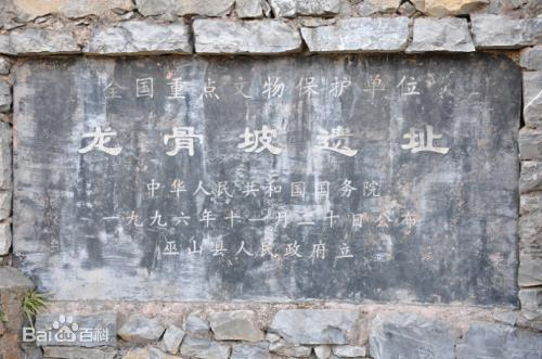 龙骨坡遗址