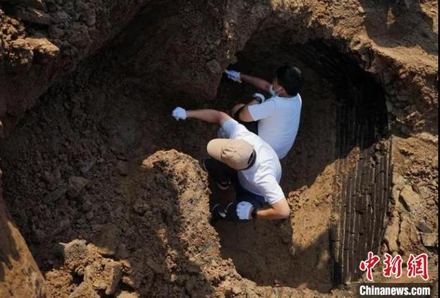 安徽:界首发现宋代砖室墓